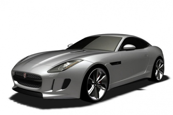 Jaguar F-Type Showed in Patent Filing