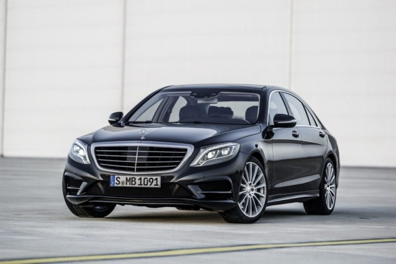 2014 Mercedes S-Class Hot Details Unveiled