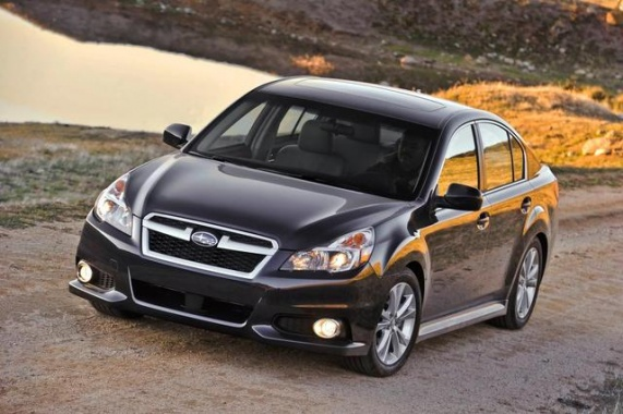 2014 Subaru Legacy and Outback Prices Revealed