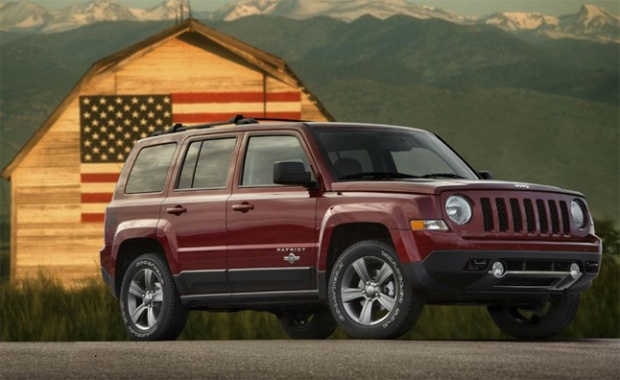Legendary Jeep Patriot Resurrected