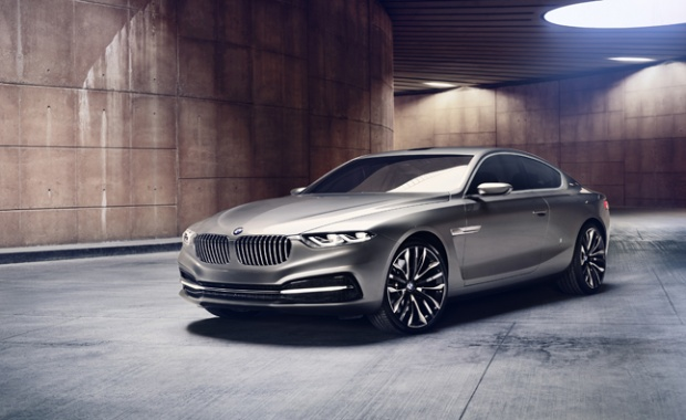 Fresh BMW Pininfarina Gran Lusso Coupe Revealed