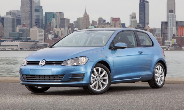 Golf:1st prize in the nomination World Car of the Year