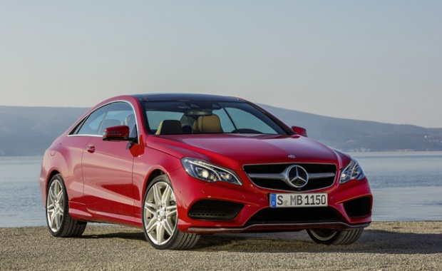 No Mercedes E-Class Coupe AMG: Product Chief