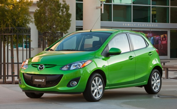 Next Gen Mazda2 will be Constructed on Lowered CX-5 Platform