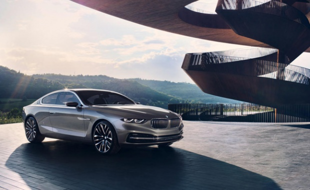 BMW 8 Series Mentioned in Gran Lusso Coupe