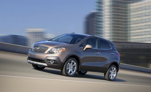 Buick Encore Achieves Top in Safety, Loses Small Overlap