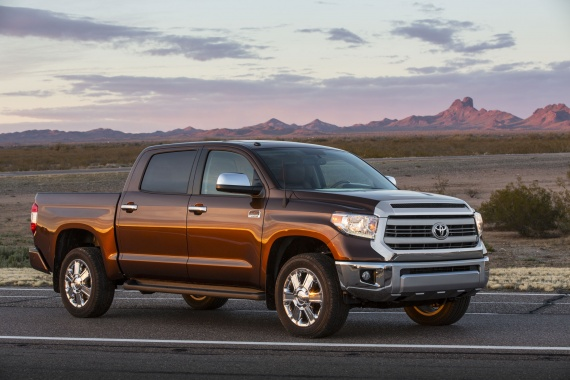 The reasons of the new Toyota Tundra sales freezing