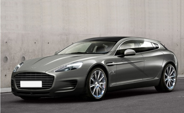 Aston Martin Rapide Wagon Could Achieve Mass Construction