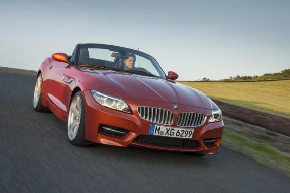 2014 BMW Z4 Pre-Shown With Insignificant Upgrade