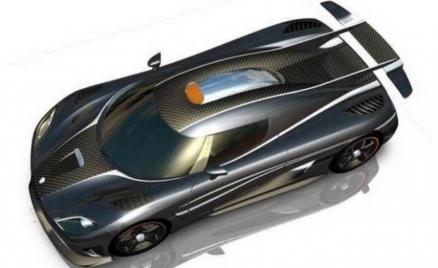 Koenigsegg Agera One:1 Rendered Photo Unveiled
