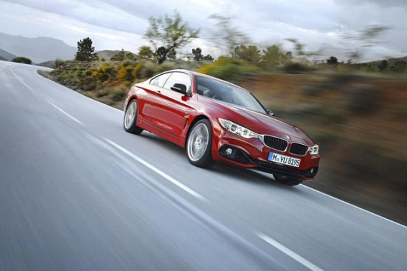 2014 BMW 4 Series Cost of $41,425 Unveiled
