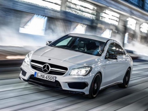 2014 Mercedes-Benz CLA45 AMG Cost Starting at $48,375