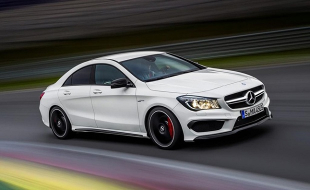 Mercedes CLA45 AMG Ordering Guide Leaked