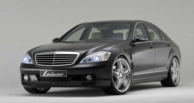 Mercedes S-Class Plug-in Model Going to Frankfurt