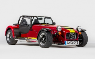 2013 Caterham 620R Uncovered Ahead of Goodwood Premiere