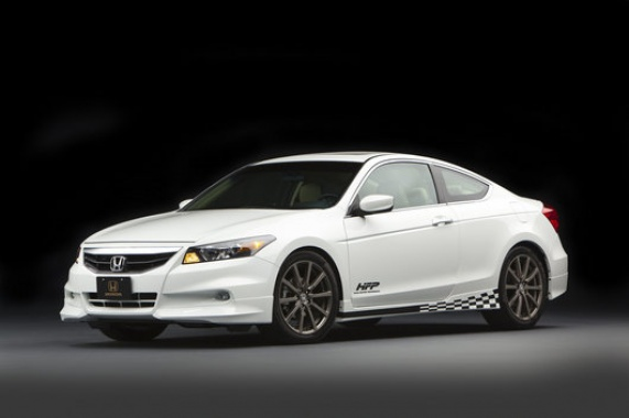 Honda Accord Coupe V6 HFP Pack Offered