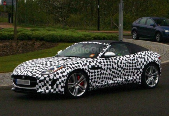 Jaguar F-Type Coupe to be More Expensive than Convertible