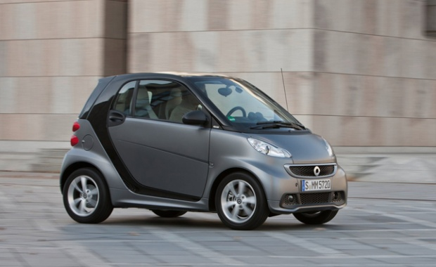 Smart ForTwo Rated the Most Awkward Vehicle