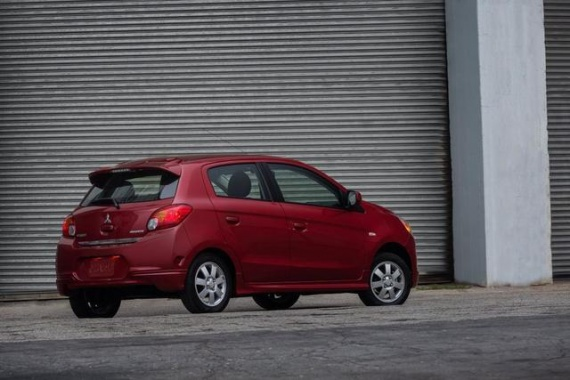2014 Mitsubishi Mirage will be Priced at $12,995 for the US