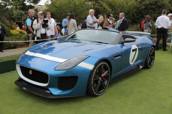 Few Words About Jaguar Project 7 Concept