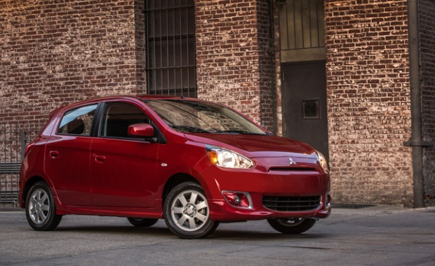 2014 Mitsubishi Mirage Priced At $13,720