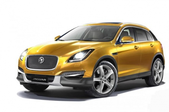 Jaguar XQ Crossover to be Showed in Frankfurt