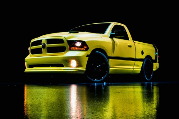 Ram Rumble Bee Officially Debuted at Woodward