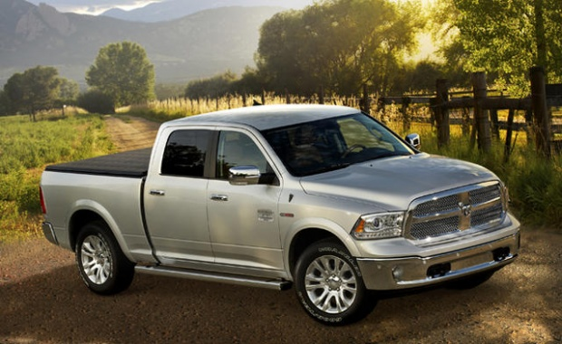 2014 Ram 1500 Won the Title Truck of Texas