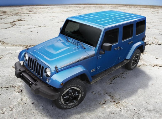 Jeep Wrangler Polar Version will be Available Next Month