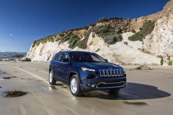 Fiat Completing Deal to Construct and Sell Jeep Cherokee in China