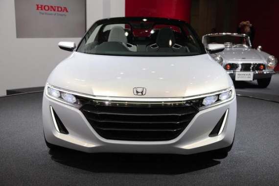 Honda S660 Concept Shows How Small can be Cool