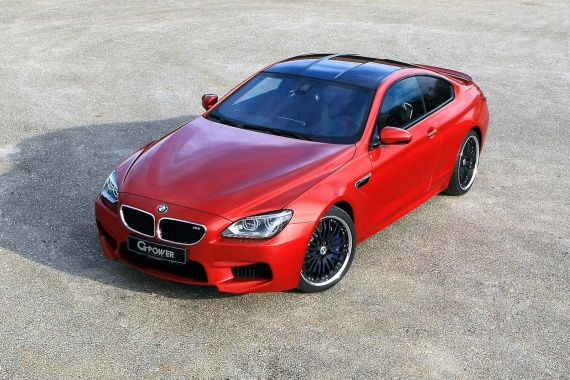 2013 BMW M6 Bi-Tronik III by G-Power