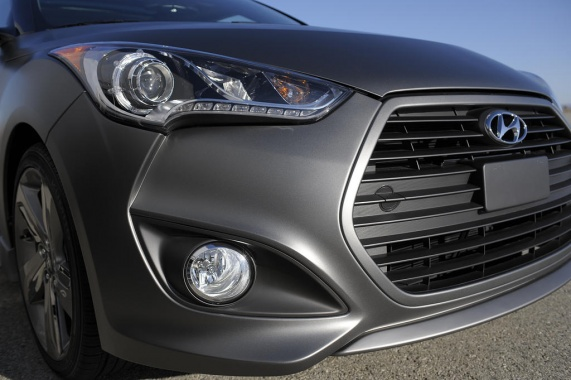 First Generation of Veloster from Hyundai Might be the Last
