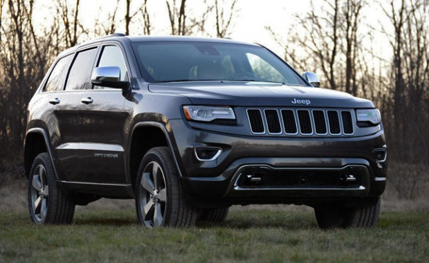 Almost 900,000 Recalled Chrysler SUVs