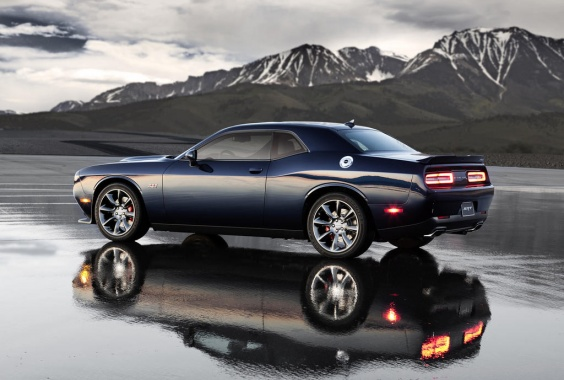 Surprising Limited Edition of Challenger SRT Hellcat