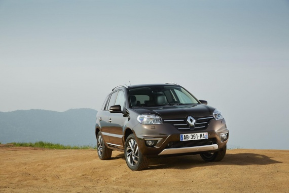 2016 to Welcome Next Koleos from Renault
