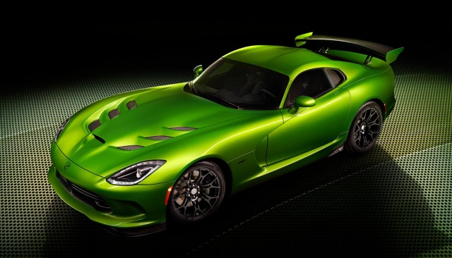 645 bhp from Next Year's Dodge Viper