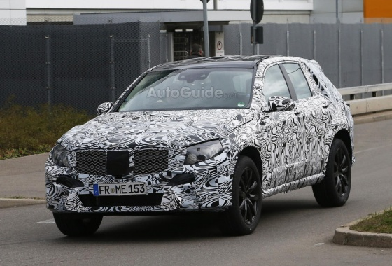 Future of Mercedes GLK AMG