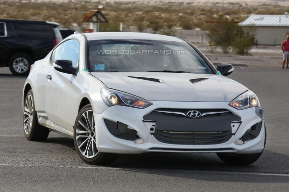 Leaked Coupe from Hyundai