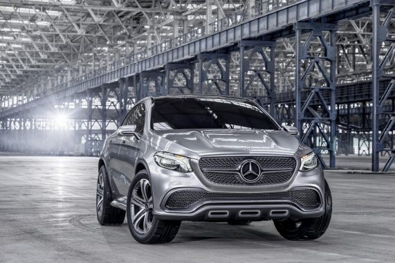 GLE Disguise of the Old M-Class Mercedes