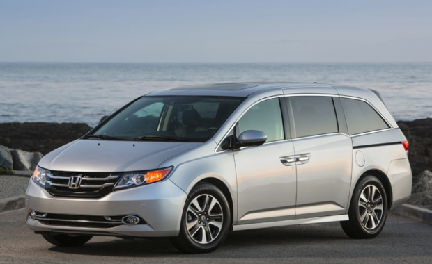 Maximum Safety Proved for 2015 Honda Odyssey