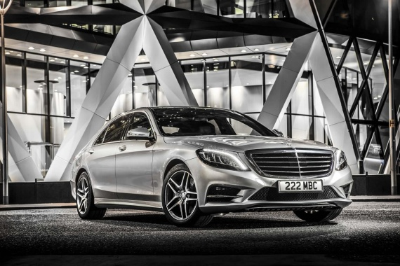 87,965 Pound of Sterling – the Price of Mercedes-Benz S500 Plug-In Hybrid