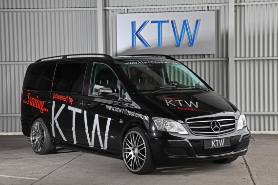 KTW Tuning for Mercedes-Benz Viano