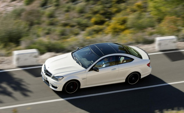 Mercedes C63 AMG Coupe Will Remain on the Market in 2015
