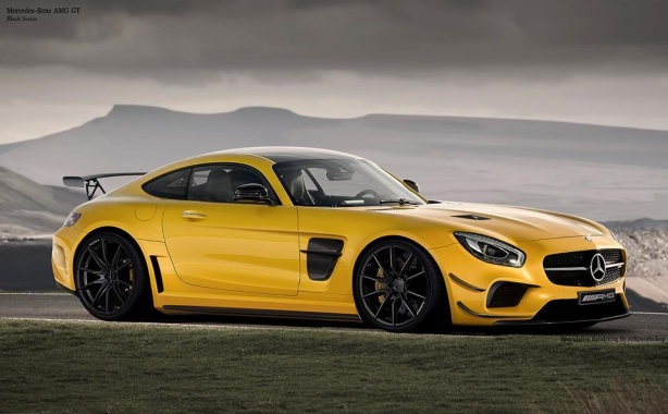 Mercedes-AMG GT Black Series Will be Launched for Production
