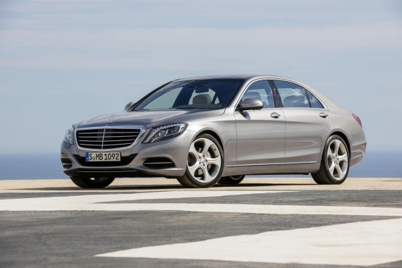 Mercedes-Benz S-Class Will Have more than 100,000 Units Delivered in 2014