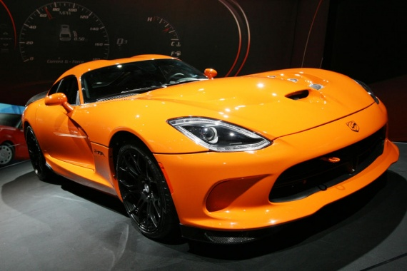Dodge Viper Manufacturing will be resumed in the Next Month