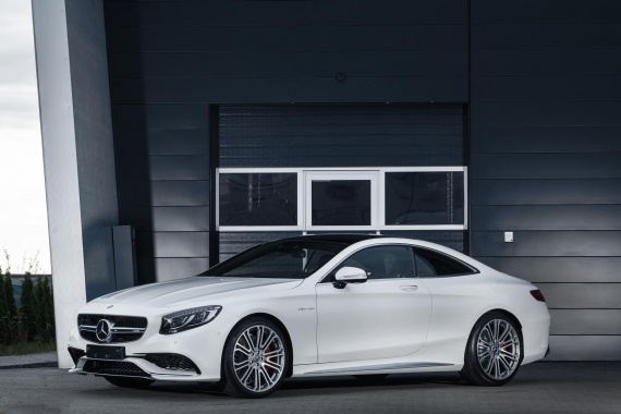 Mercedes-Benz S63 AMG Coupe Received 720 hp Thankfully to IMSA