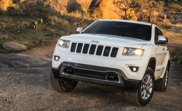 Chrysler SUVs will Lose its Colour Options for a Few Months