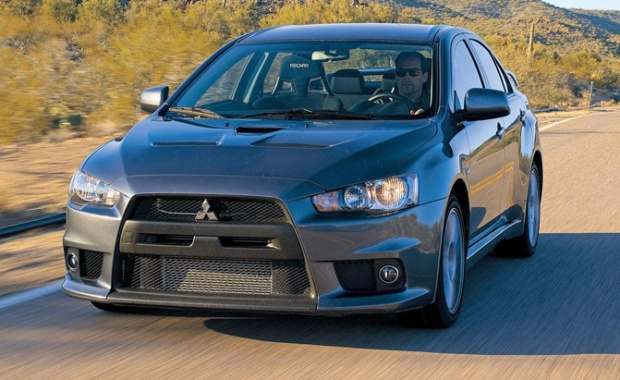 Mitsubishi Does not Have Plans for Lancer Evo XI